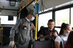 Контроль на линии: проверка оплаты за проезд в автобусе Нур-Султана