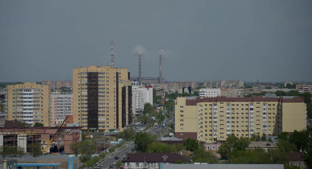Виды города Петропавловск