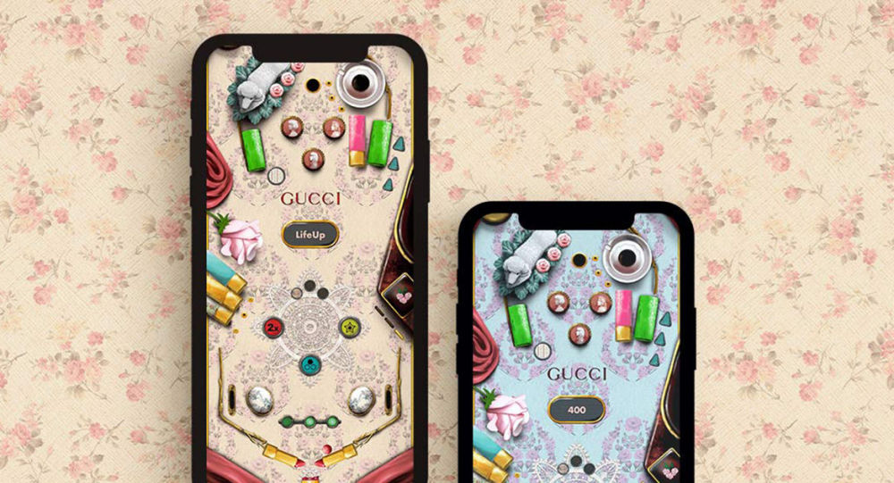 Онлайн-игра от Gucci: красиво жить не запретишь