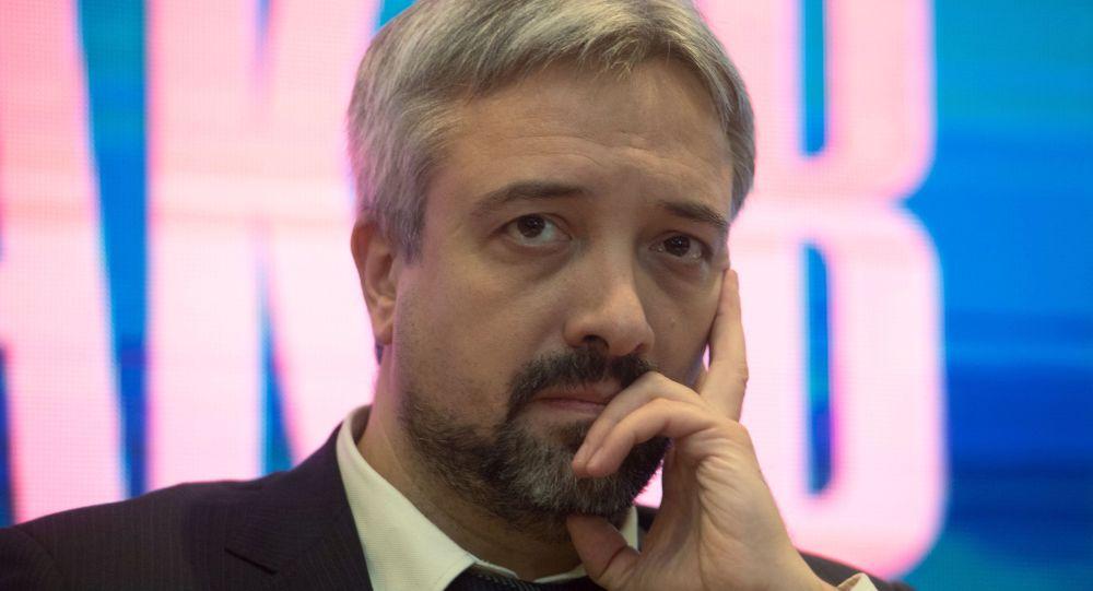 Евгений Примаков младший