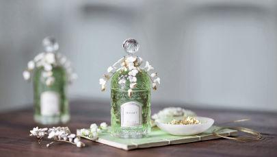 Guerlain выпустили коллекционную версию парфюма Miguet