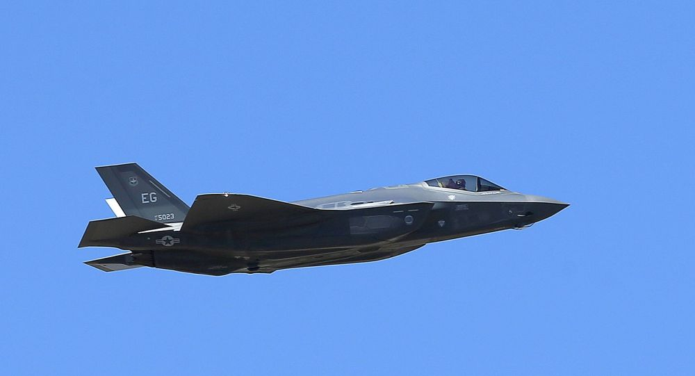 Самолет F-35A Lightning II