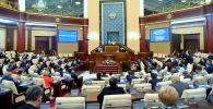 Совместное заседание палат парламента Казахстана