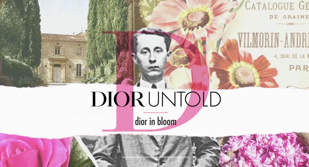 История Dior как подкаст-серия