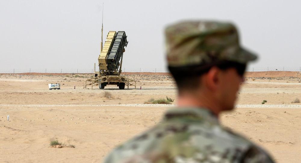 Зенитные ракетные комплексы Patriot, произведенные в США