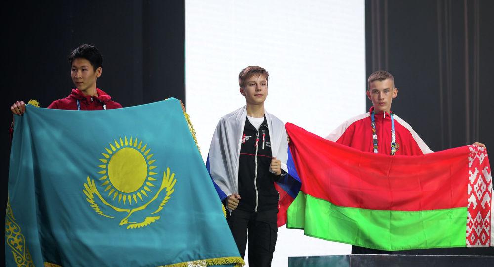 WorldSkills Russia