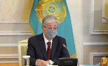Президент Казахстана Токаев принял отчет Национального банка