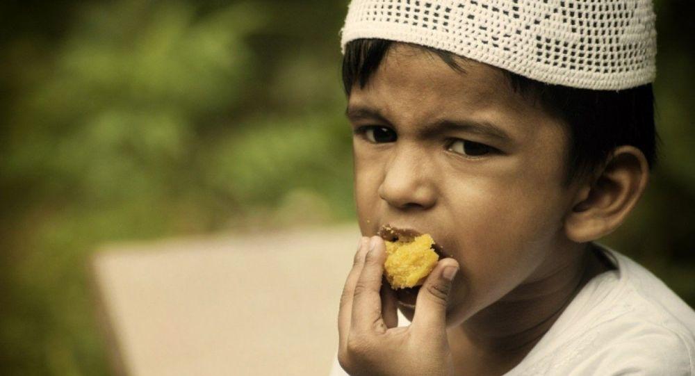 Мальчик-мусульманин