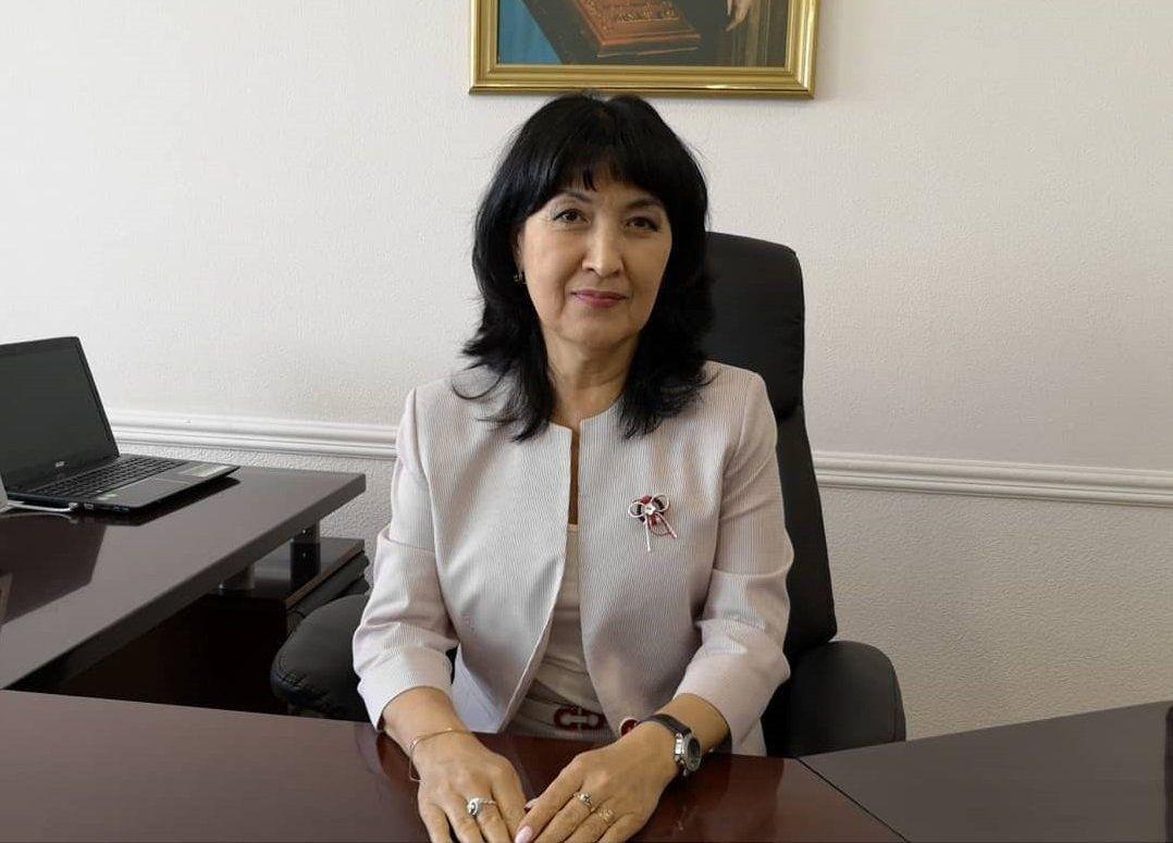 Замакима Актау Гульжазира Алдашева умерла