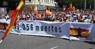 Европу охватили массовые протесты из-за пандемии коронавируса
