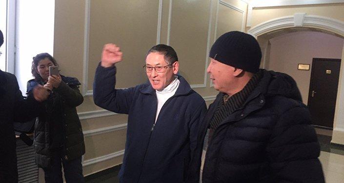 Бигельды Габдуллин освобожден из зала суда