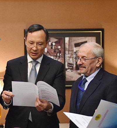 Қазақстанның сыртқы істер министрі Қайрат Әбдрахманов