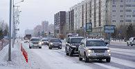 Астана көрінісі, архивтегі сурет