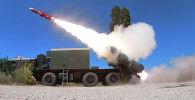 Противокорабельный береговой ракетный комплекс уничтожил морские цели - видео