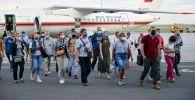 Российские врачи прибыли в Казахстан
