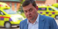 Ресей денсаулық сақтау вице-министрі Олег Гриднев