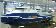 Россия начала строительство самого мощного в мире ледокола