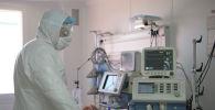 Врачи из России начали лечить пациентов с COVID-19 в Казахстане – видео из госпиталя