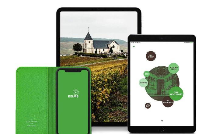 Шампанский гид: путеводитель Louis Vuitton и Moët Hennessy