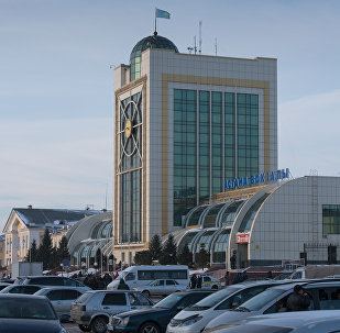 Вокзал столицы, архивное фото