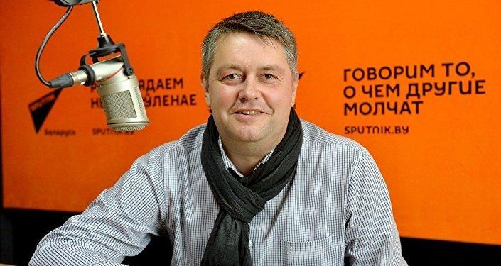 Сергей Палагин, директор Центра изучения внешней политики и безопасности