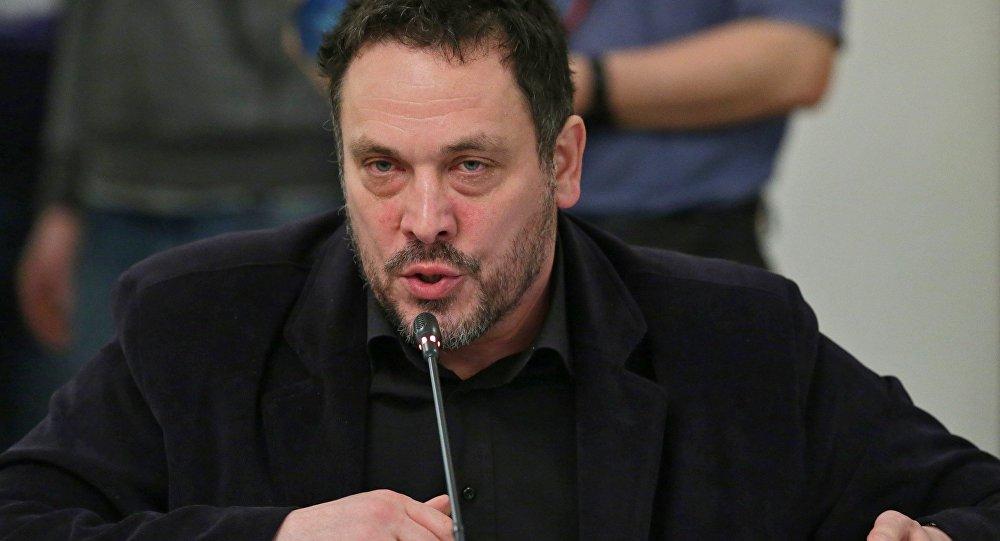 Руководитель центра стратегических исследований Максим Шевченко