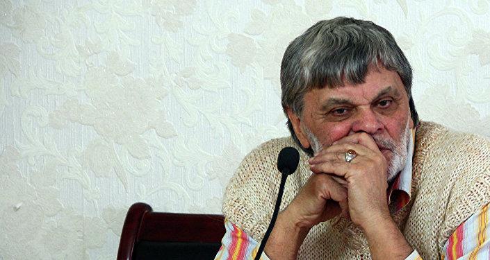 Тимур Зульфикаров. Архивное фото