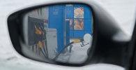 Автозаправочная станция, архивное фото