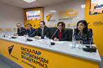 Пресс-конференция на тему Реализация некачественной масложировой продукции в регионах страны