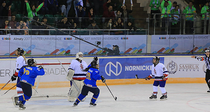 Женская сборная Казахстана на Универсиаде
