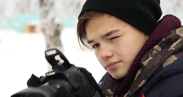 Ты супер!: мечтаю стать певцом - Владимир Сарафутдинов из Уральска