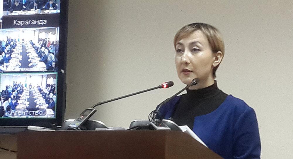 Алия Оразгалиева