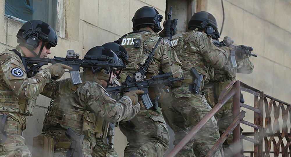 Азербайджанские спецслужбы