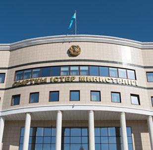 Астанадағы ҚР СІМ ғимараты