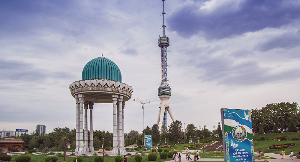 Ташкент келбеті. Архивтегі фото