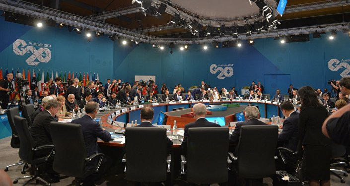 Саммит Группы двадцати