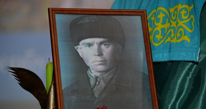Николай Сорокиннің суреті