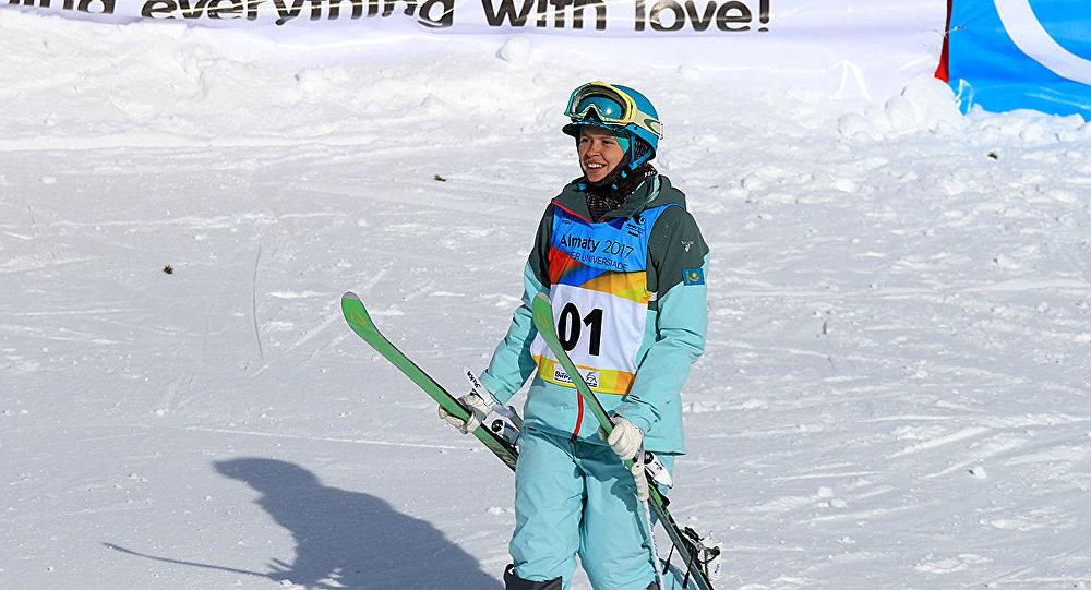 Казахстанская спортсменка Юлия Галышева