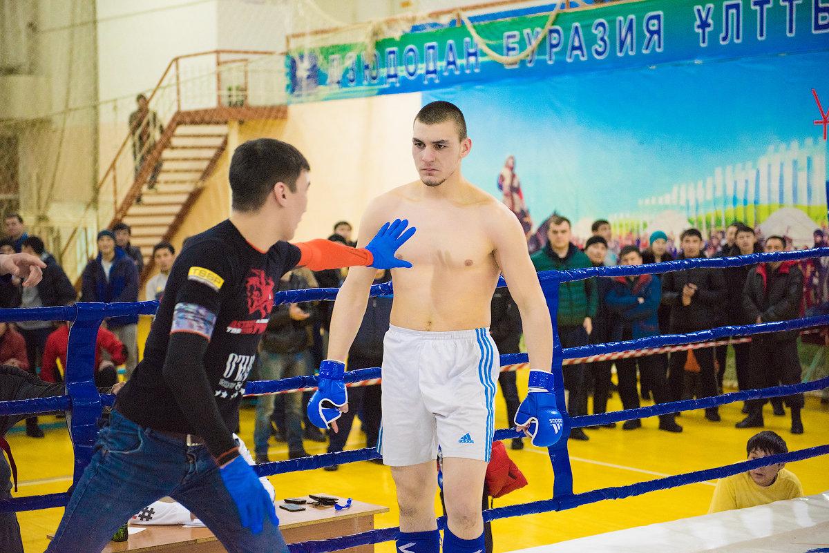 Открытие сезона по ММА - Малик Темирсултанов
