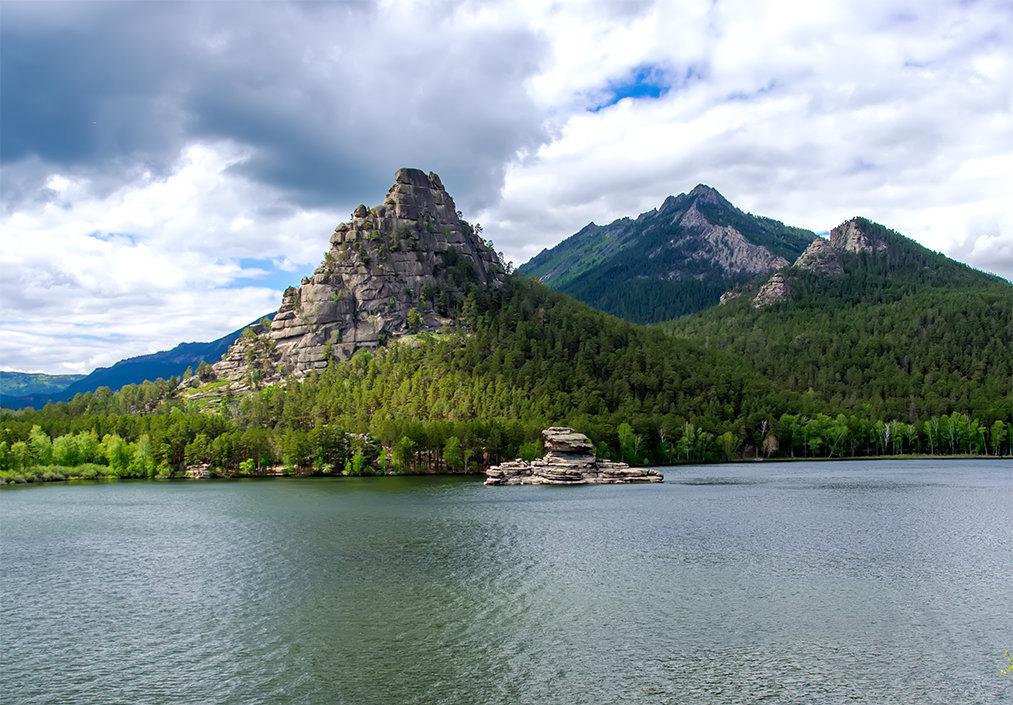 © SPUTNIK / Озеро Боровое