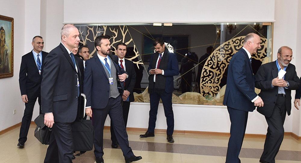 Оппозиция Сирии отказалась отучастия вновом раунде переговоров вАстане