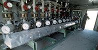 Замерная установка для определения дебита нефти