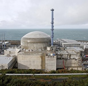 Францияның солтүстік батысындағы Фламанвиль АЭС