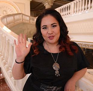Салтанат Ахметова поддержала участников проекта Ты супер!  из Казахстана