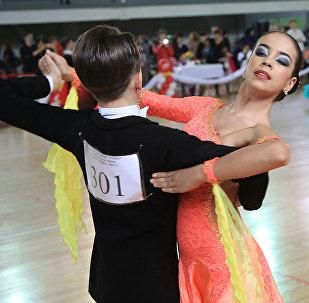 Спорттық би бойынша Love Story-2017 XII халықаралық турнирі