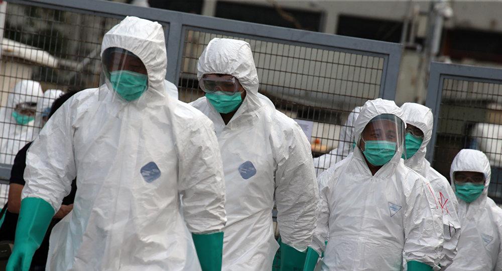 Случаи птичьего гриппа в Китае