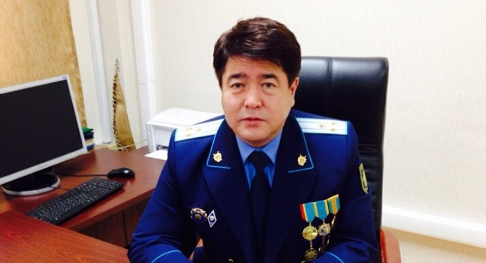 Болат Дембаев