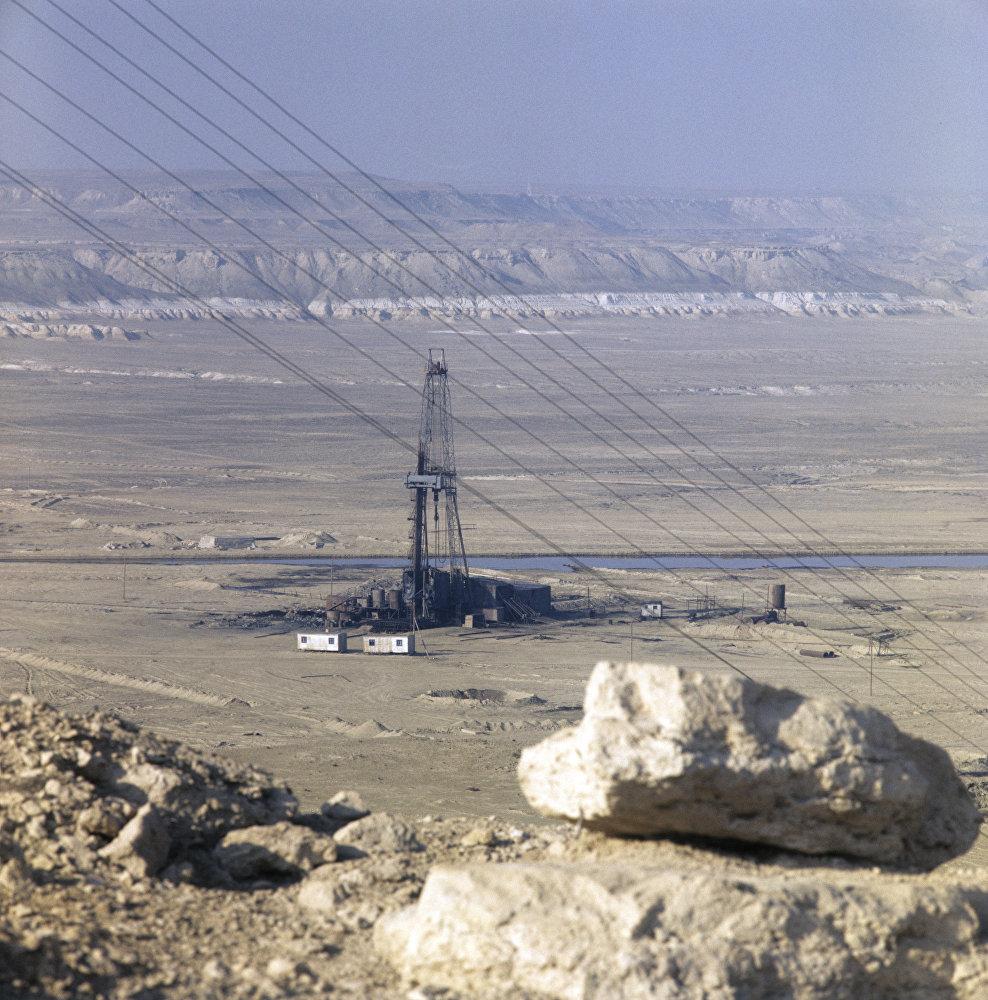 Газонефтяное Узеньское месторождение