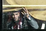 Архивное фото сирийского боевика