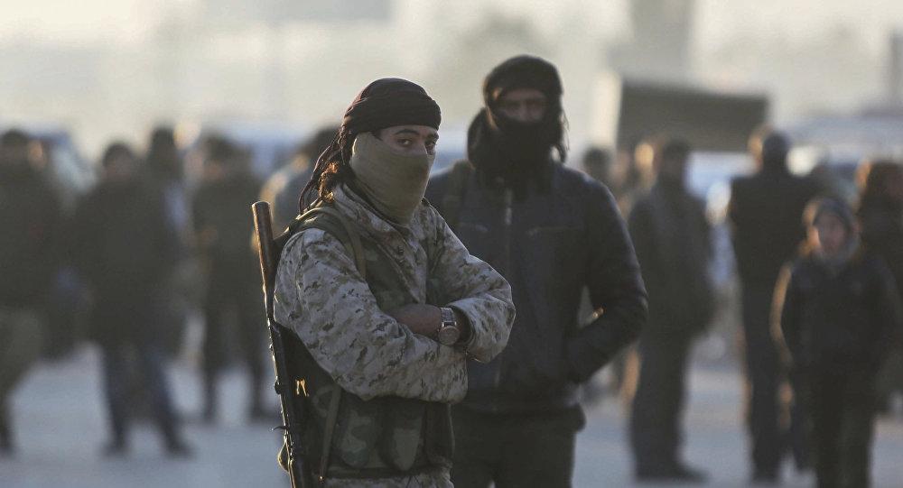 Сириядағы содырлар